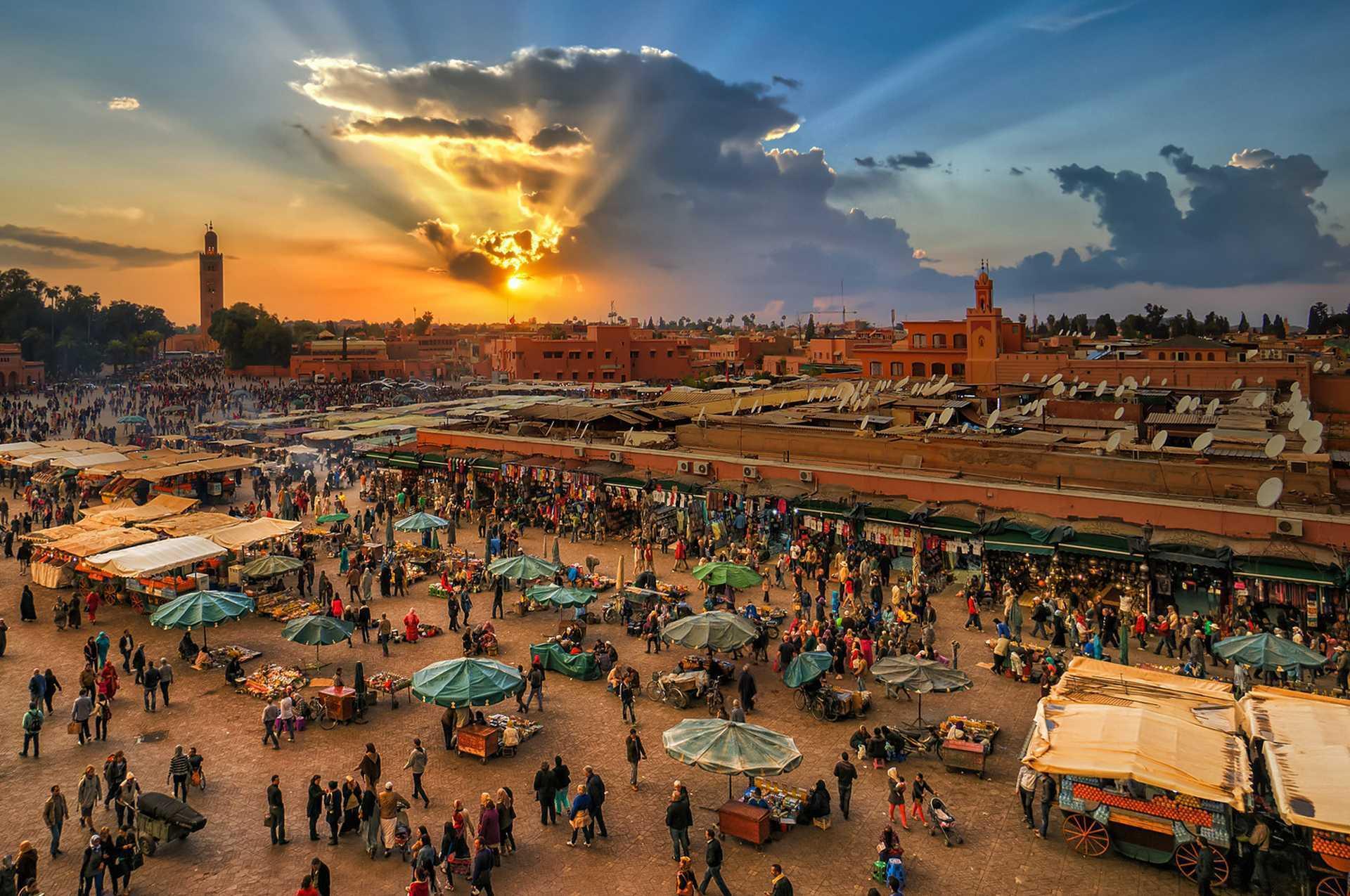 Agenda événementiel de Marrakech