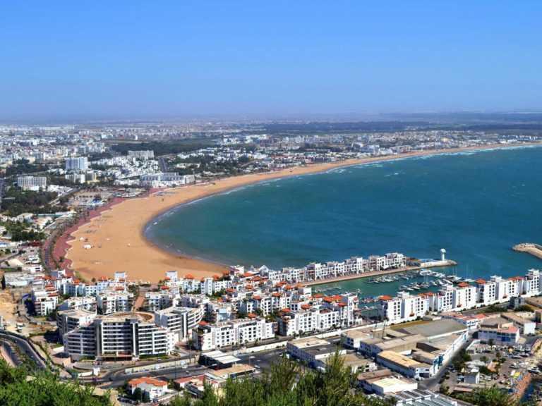 Ventes à Agadir