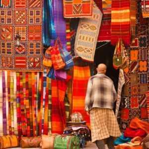 tapis marrakech
