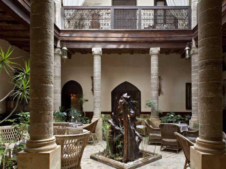 Maison d'Hôtes en Location Gérance à Essaouira