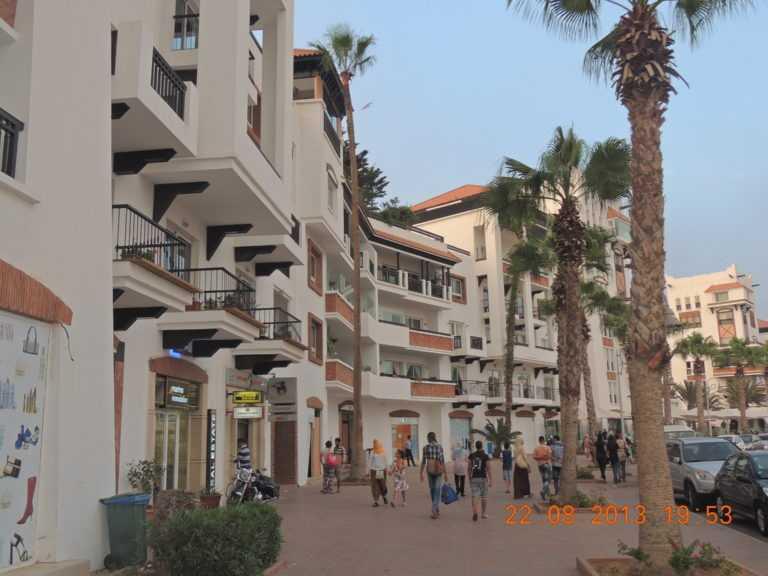 Appartements à louer à Agadir