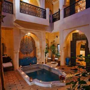 Riads rénovés en vente à Marrakech