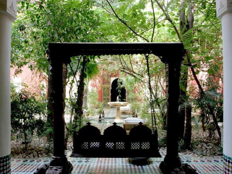 Maison d'Hôtes en Location Gérance à Marrakech