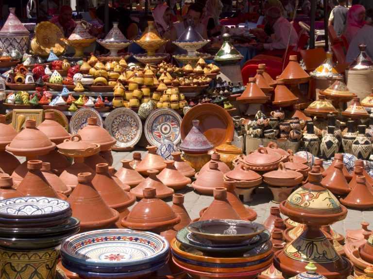 Commerces en Location Gérance à Agadir