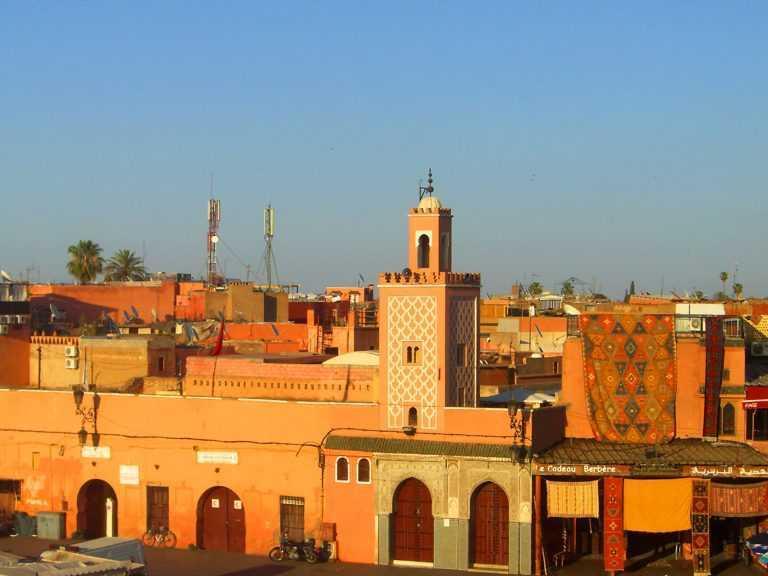 Immeuble en Vente à Marrakech