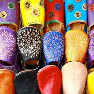 Shopping à Marrakech