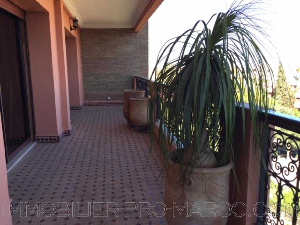 Appartement Surface 185 m²