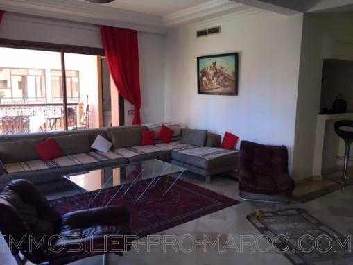 Exceptionnel appartement 3 chambres en plein coeur de l Hivernage-Piscine