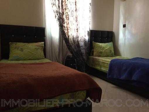 Appartement 2 chambres- Guéliz