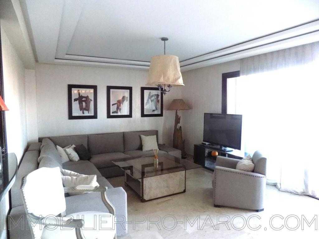 Appartement Surface du Terrain 140 m²