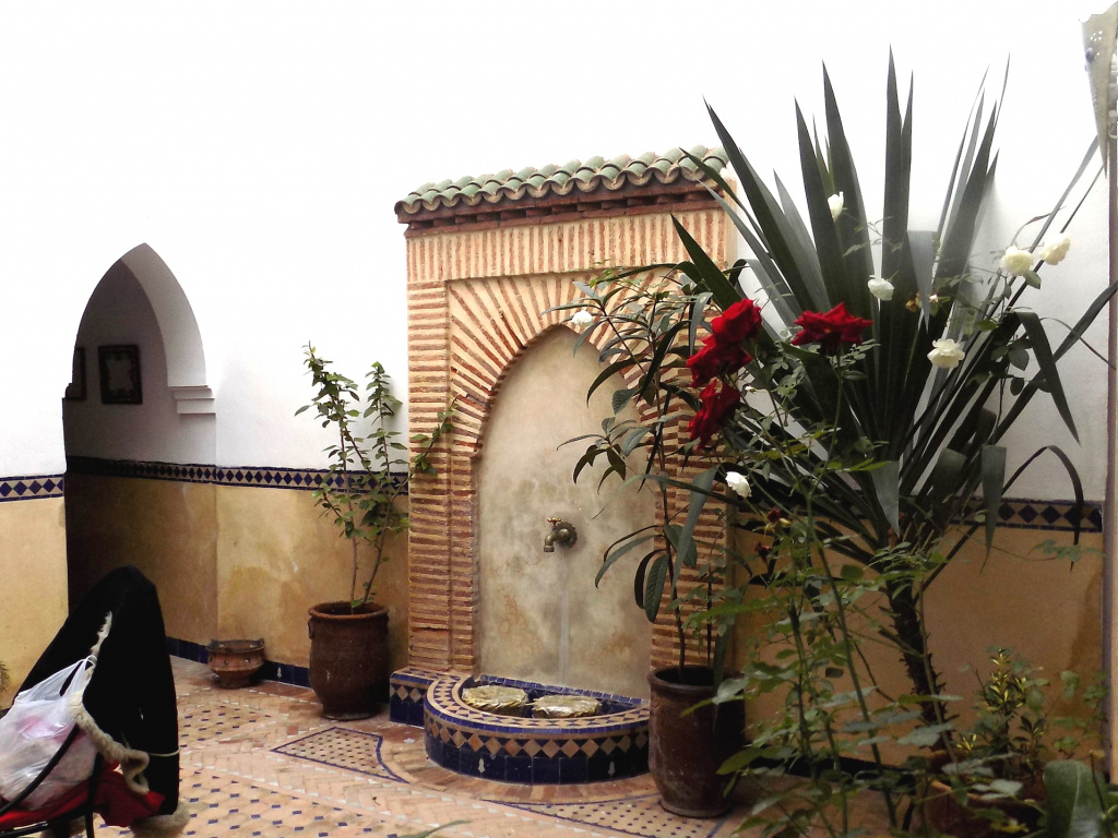 Riad Rénové Chambres 4