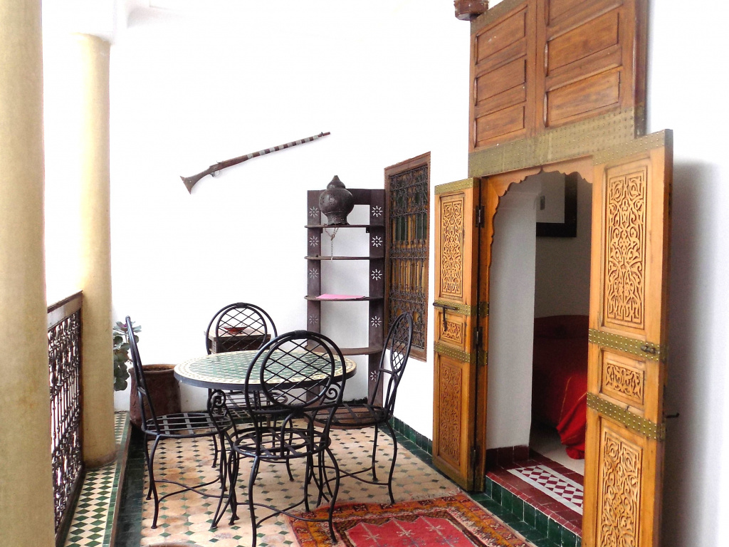 Riad Rénové Salles de bain 3