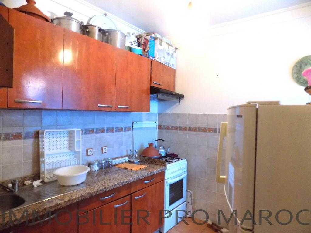 Appartement Surface du Terrain 62 m²