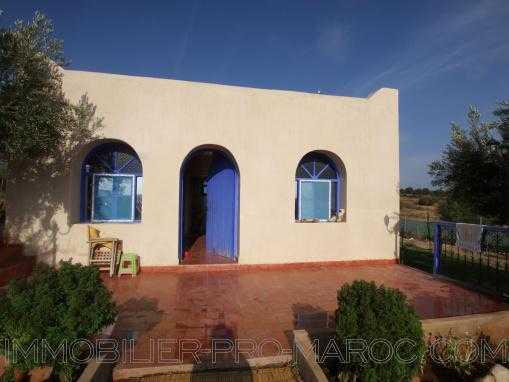 Petite maison dans la campagne d'Essaouira