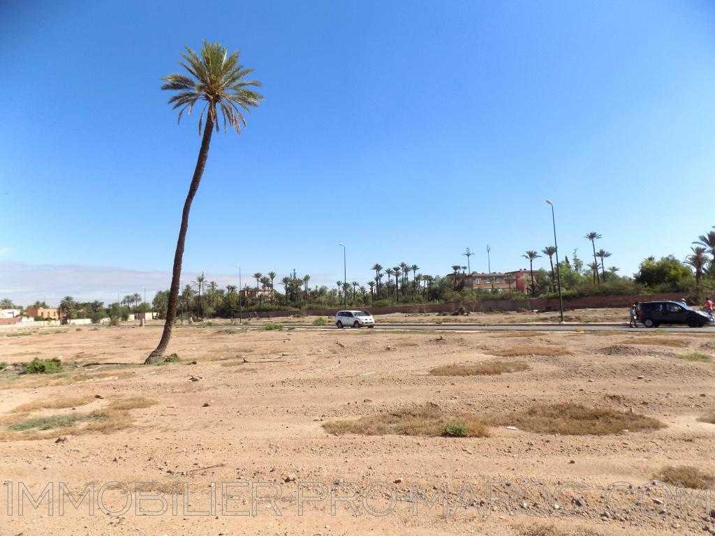 Terrain en Vente à Marrakech