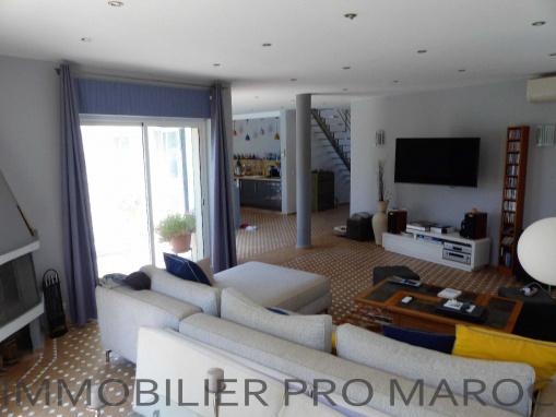 Villa 4 chambres meublée à 5mns d'Essaouira