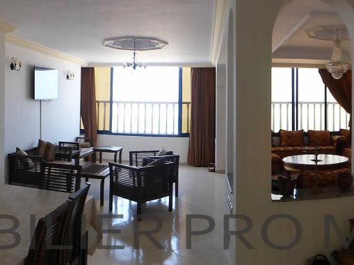 Spacieux appartement en 1ère ligne vue mer 3 chambres
