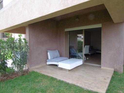 Appartement en rez de jardin-