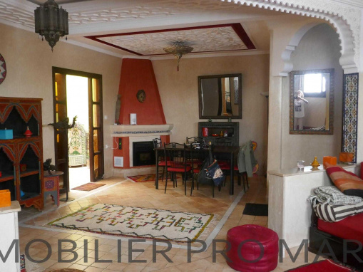 Spacieux appartement meublé 2 chambres à Raounak