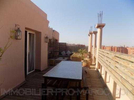 Exceptionnel appartement avec terrasse de 60m2-dernier étage