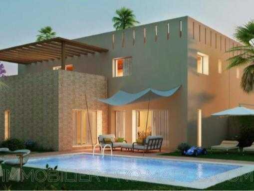 Villa moderne -parfait état-Route de L'Ourika