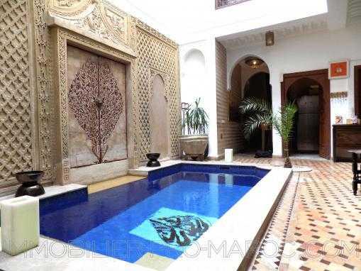 Magnifique riad maison d'hôte -Médina
