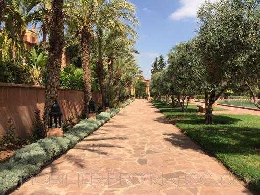 Magnifique villa riad-Route de l'Ourika