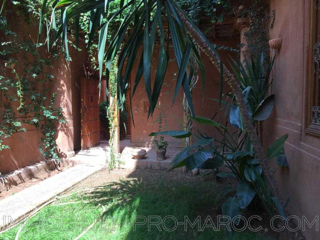 Villa Avantages Riad Villa 220m2-Route de l'Ourika-Piscine
