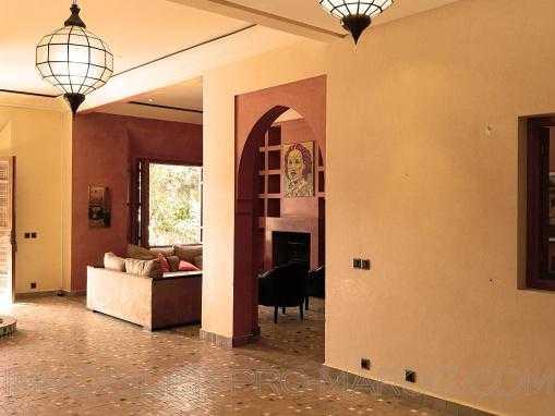 Magnifique Villa Amelkis-Jardin-piscine-Vue golf