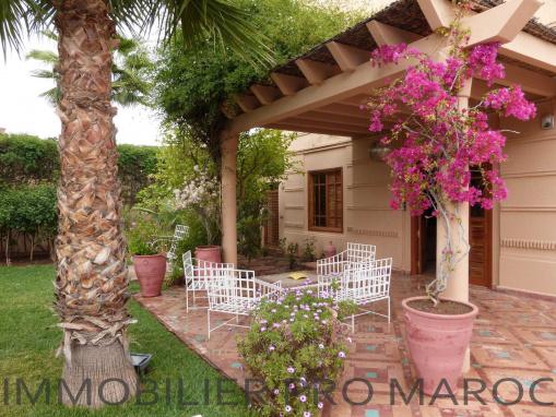 Villa avec piscine -Amelkis