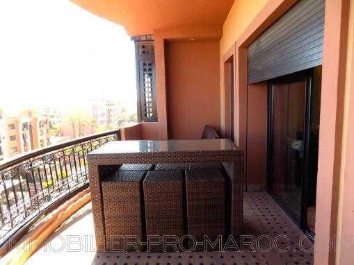 Magnifique  appartement meublé en dernier étage-Coeur de Guéliz
