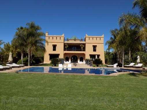 Splendide villa à Louer- 10mn du centre de Marrakech