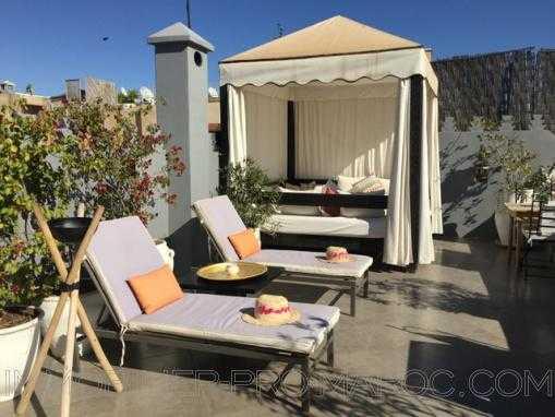 Riad au charme authentique -5 chambres