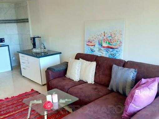 Appartement 2 chambres standing à 100m de la plage