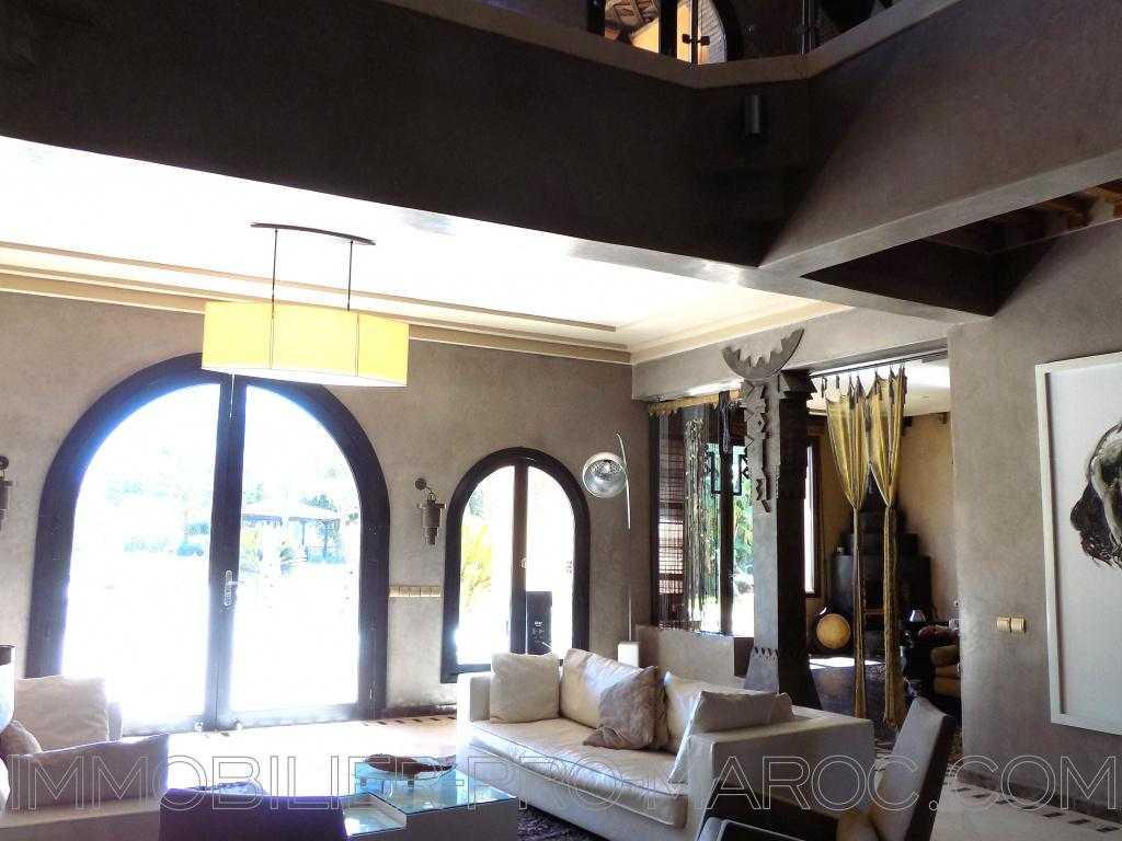 Villa Surface du Terrain 12 000 m²