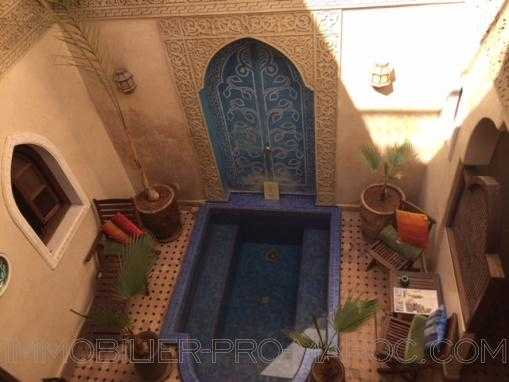 Magnifique riad en plein coeur de la medina -12 chambres
