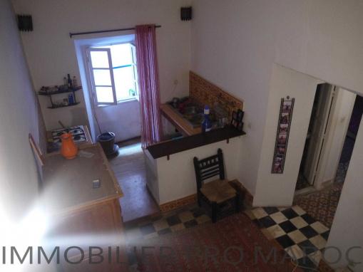 Riad meublé de 2 appartements indépendants