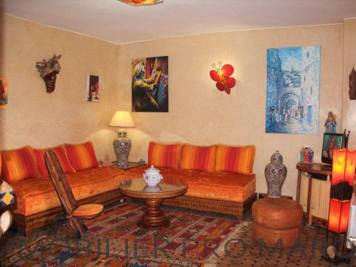 Spacieux appartement 2 chambres meublé vue dégagée