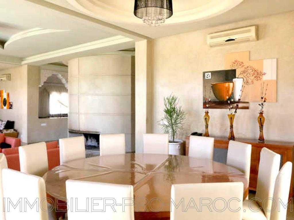 Villa Surface 660 m²