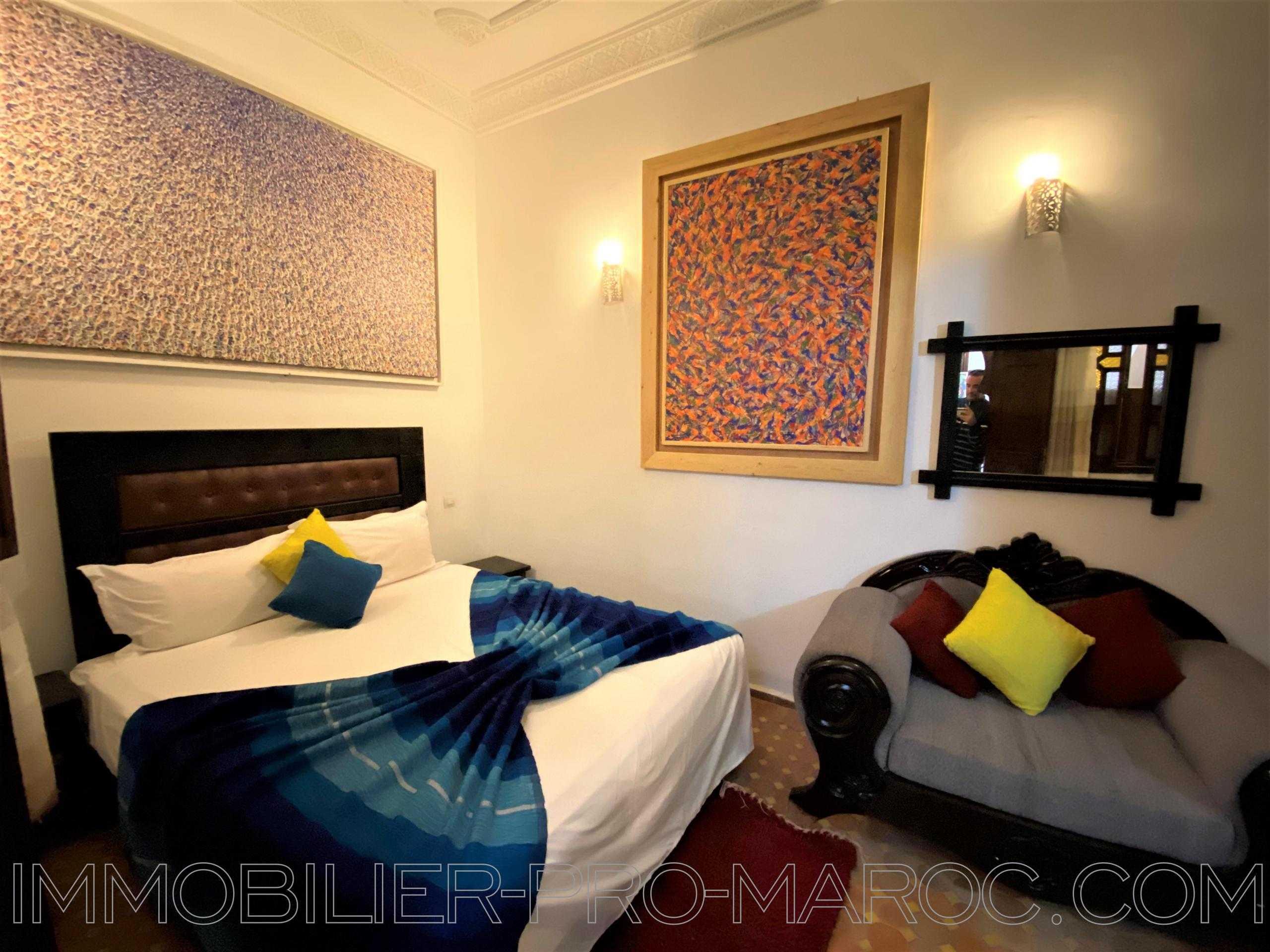 Maison D Hotes 5 Chambres 220m En Vente A Essaouira Ref 6336
