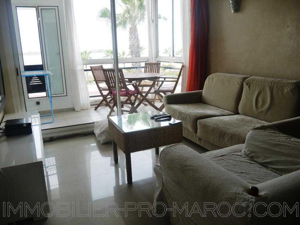 Appartement Avantages vue mer, double vitrage, piscine, parking sécurisé, ....