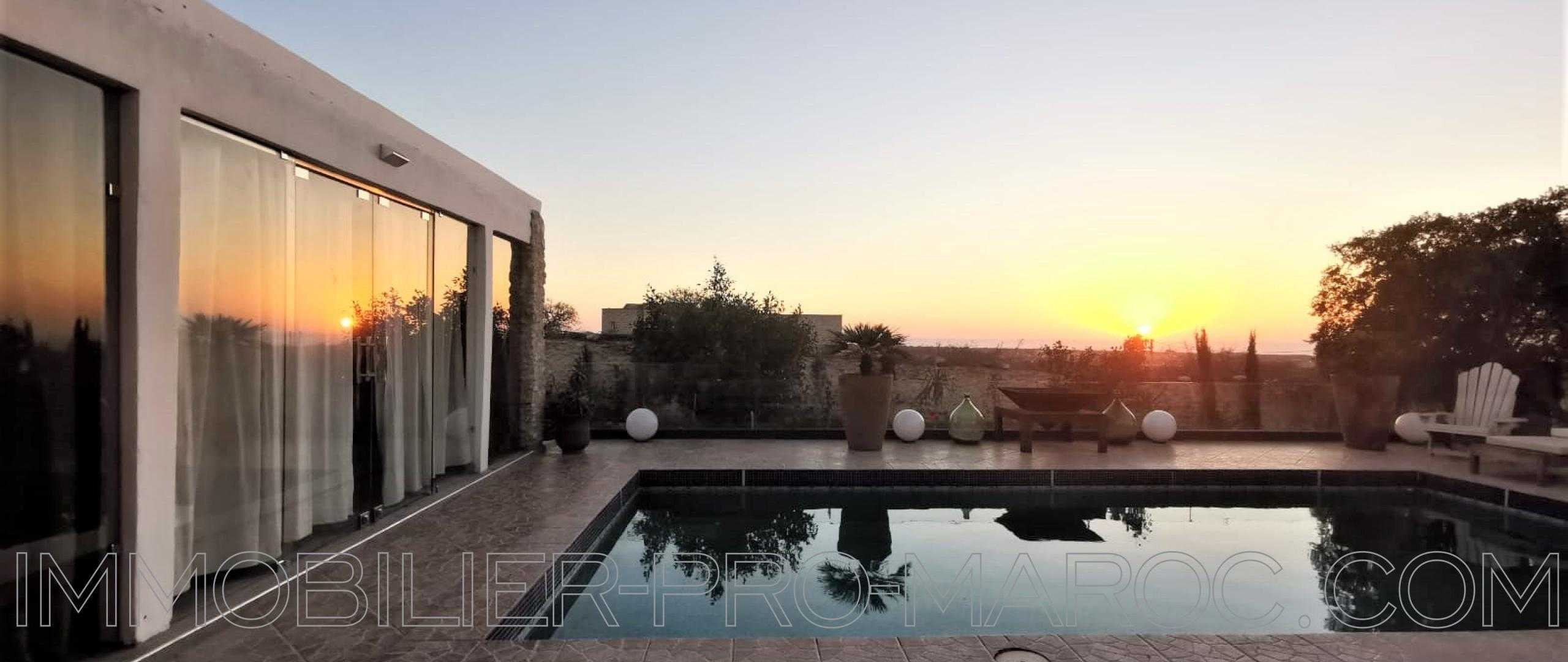 Magnifique villa 3 chambres piscine vue mer