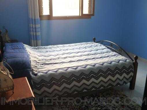 Lumineux appartement 2éme étage au quartier AZELF d'Essaouira
