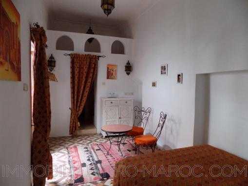 riad maison d'hôtes quartier Ksour