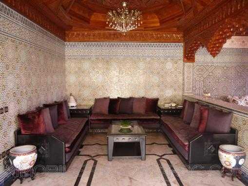Villa cossue de 600m² au coeur d'un quartier résidentiel à Essaouira