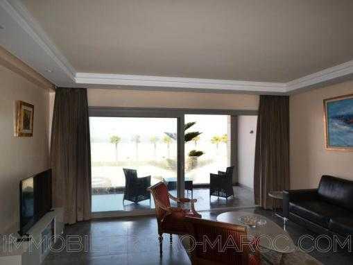 Bel appartement vue mer, déco moderne, meublé et lumineux