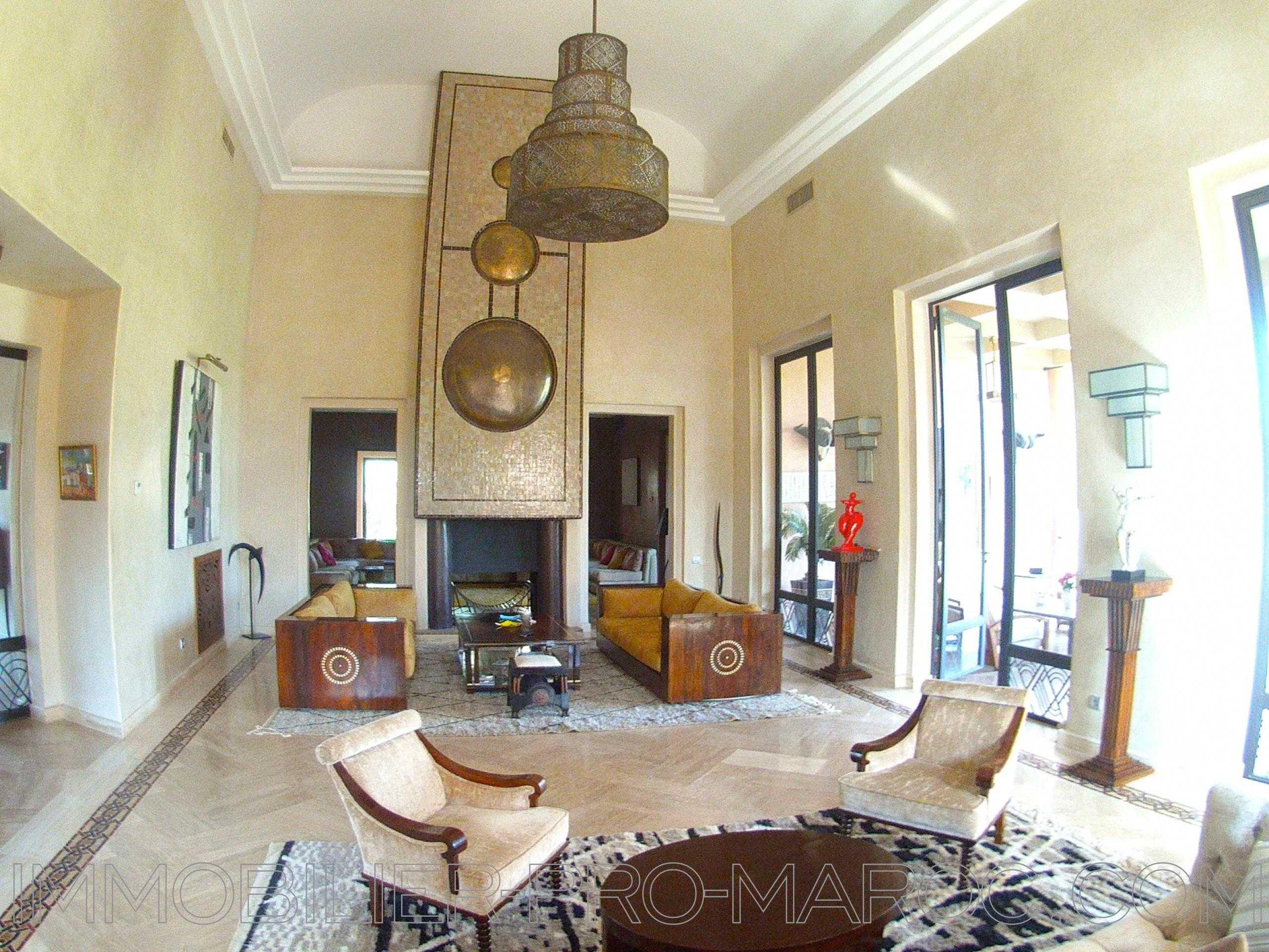 Marrakech Decoration D Interieur villa 7 chambres 1600m² en vente à marrakech ref 6236