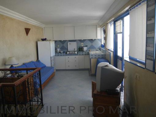 Appartement terrasse 3 chambres dans le quartier Borj