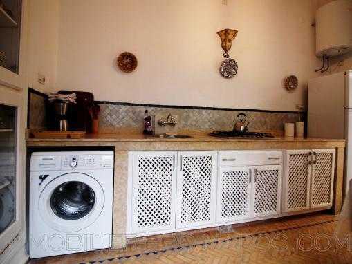Appartement meublé style Riad au 2iem étage