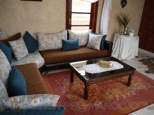 VILLA meublée au quartier MOSTAKBAL